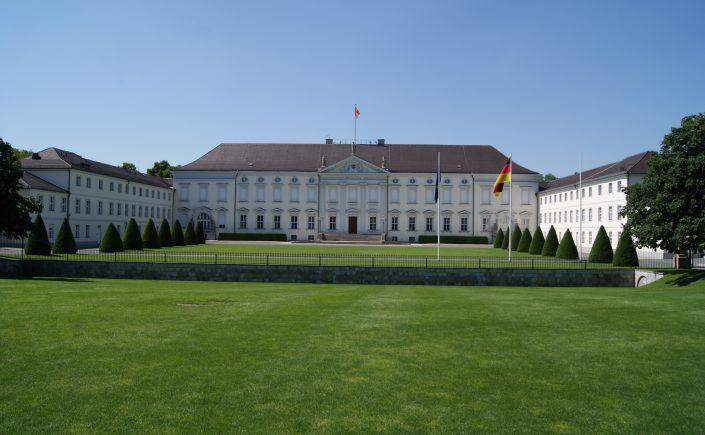Berliner Leben Schloss Bellevue